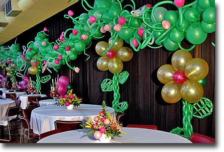 Organizzare una festa a tema for Decorazioni feste